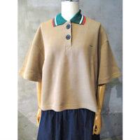 【kolor】ビックカノコポロシャツ