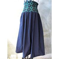 SALE【kolor】ナイロンタイプライタースカート