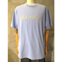 【WALK OF SHAME】CLASSIC T-SHIRT(WHITE LOGO