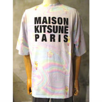 sold out【MAISON KITSUNE】OVERSIZED TEE-SHIRT