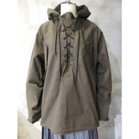 SALE【HYKE】COTTON DECK PARKA JACKET