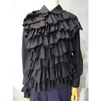 SALE【tricot COMME des GARCONS】綿ブロードブラウス