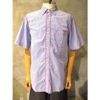 SALE【COMME des GARCONS HOMME】綿ギンガムチェックシャツ