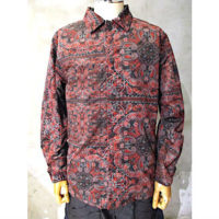 SALE【White Mountaineering】BANDANA PRINTED COACH JACKET