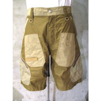 【White Mountaineering】CARGO SHORT PANTS