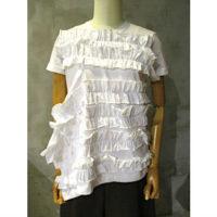 【tricot COMME des GARCONS】綿天竺Tシャツ