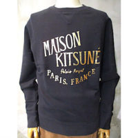 【MAISON KITSUNE】SWEATSHIRT PALAIS ROYAL