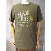 【MAISON KITSUNE】TEE-SHIRT PALAIS ROYAL