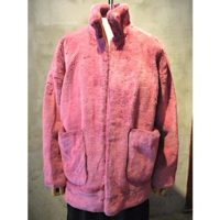 【doublet】HAND-PAINTED FUR JACKET